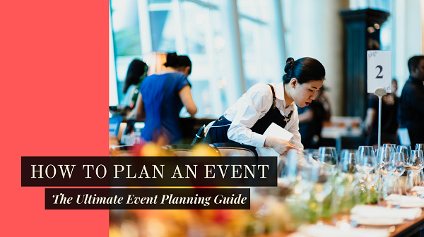 Image Representing The Ultimate Guide of Event Planning.